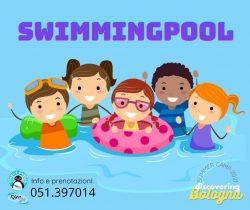 Swimmingpool Summer Camp 2021 Pingu's English Bologna Mazzini